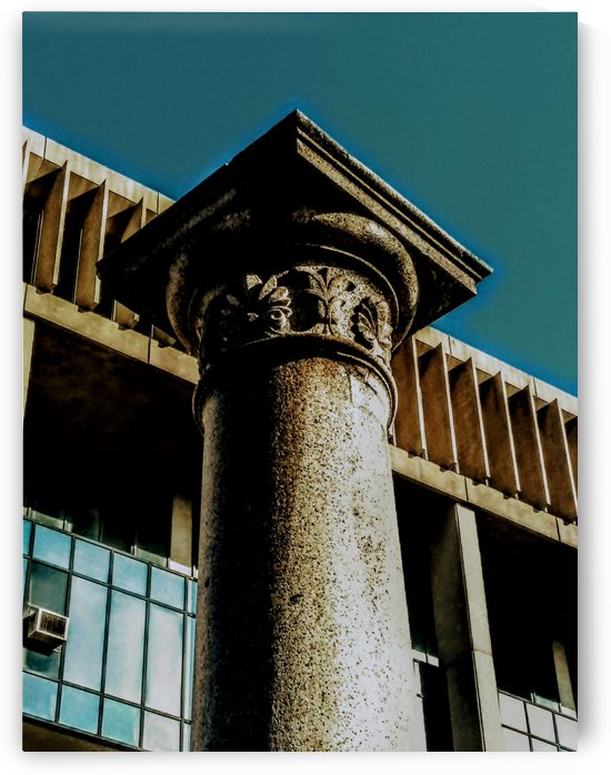 Column of Delightment. by Michelle Ramos