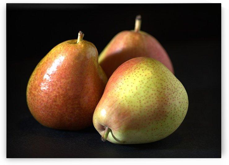 Three Pears by Joy Watson