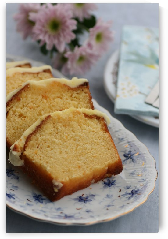 Lush Orange Cake by Joy Watson