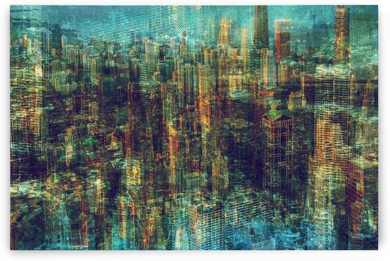 Odarz city  by Jean-Francois Dupuis  by Jean-Francois Dupuis