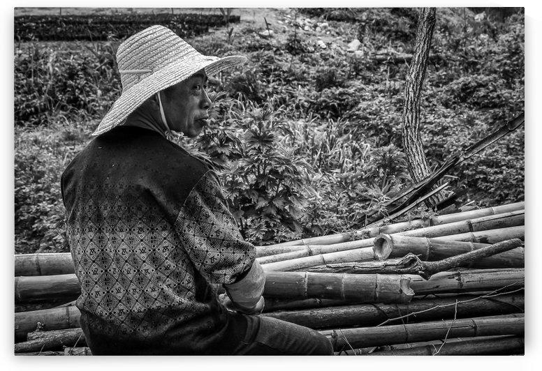 Kaolao Farmer by Robert Knight