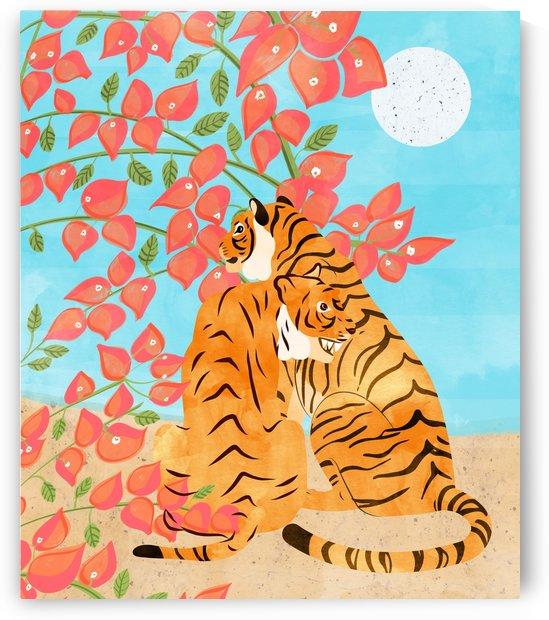 Tiger Honeymoon by 83 Oranges