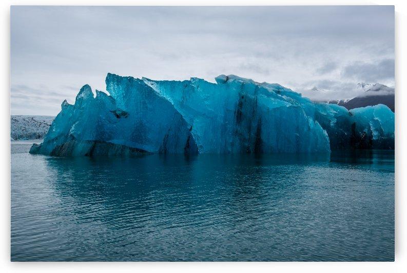 Glacier Blue by Aurelio Matthew Leal