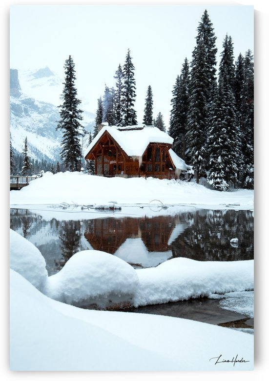Emerald Lake Lodge by TheLiamHarder