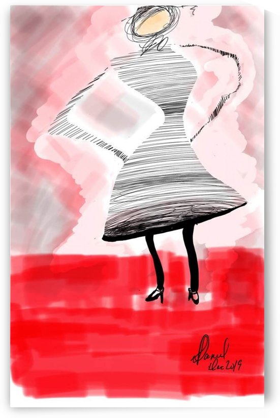 Tango Lady by DS