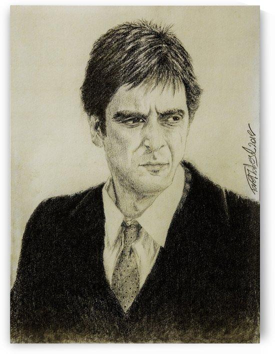 Al Pacino  by Tpencilartist