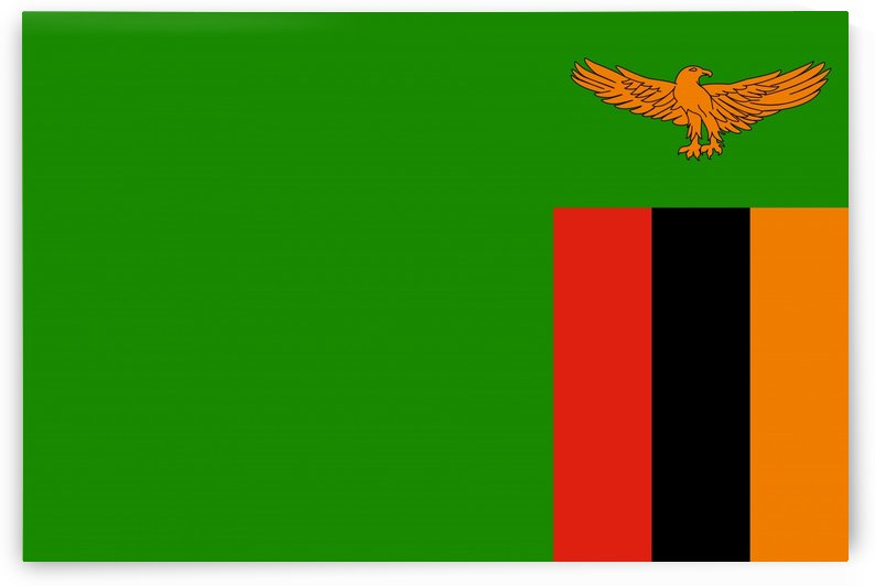 Zambia Flag by Fun With Flags