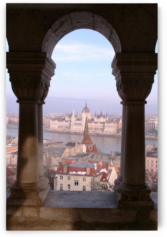 Budapest by Locspics
