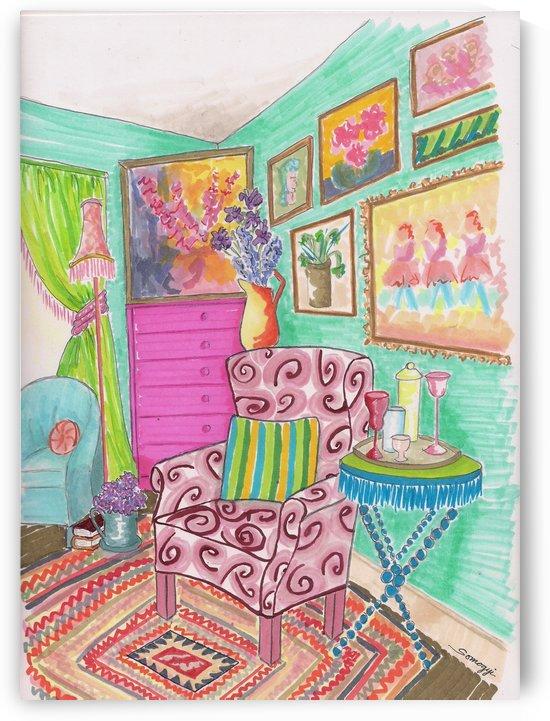 Boho Chic by Jayne Somogy