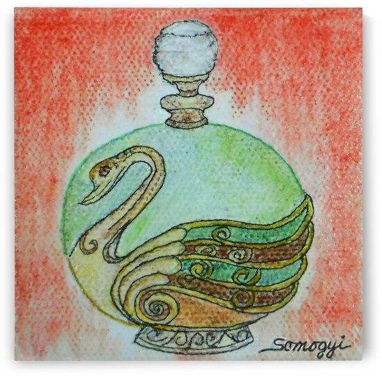 Bottled Swan by Jayne Somogy
