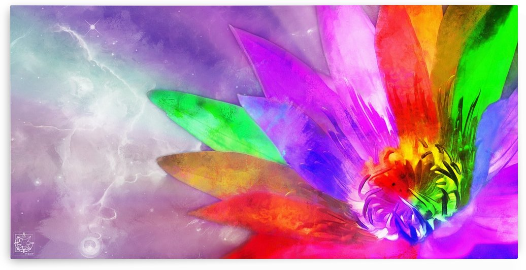 The Pristine Bloom by ChrisHarrisArt
