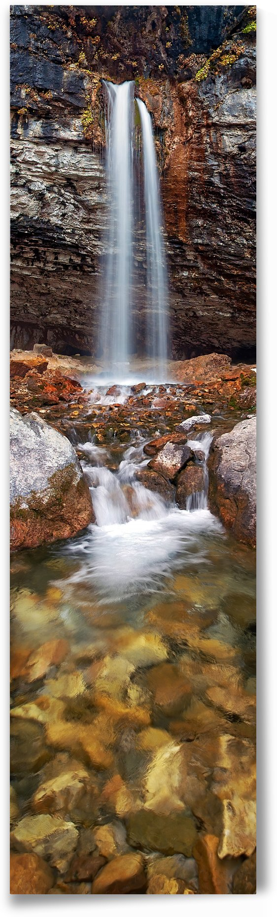 Weeping Rock by Mike D Lewis