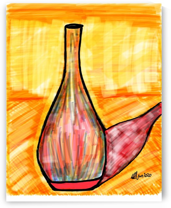 Magic in the Bottle by DS