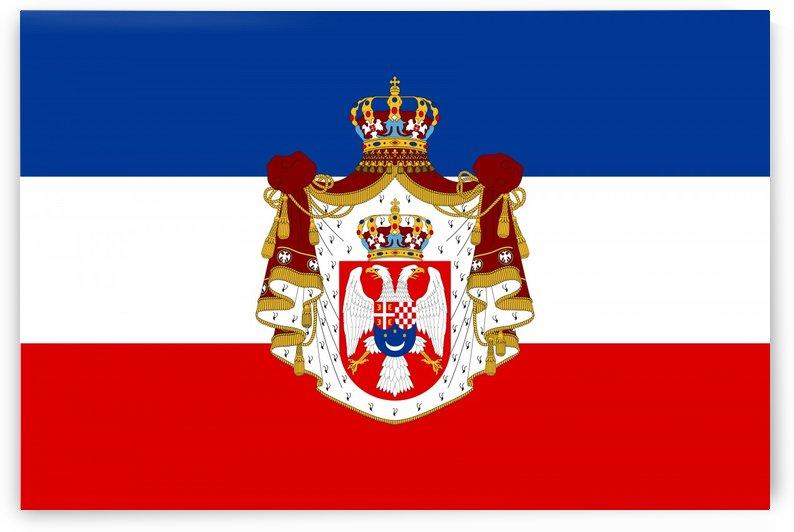 Kingdom of Yugoslavia Flag by Fun With Flags