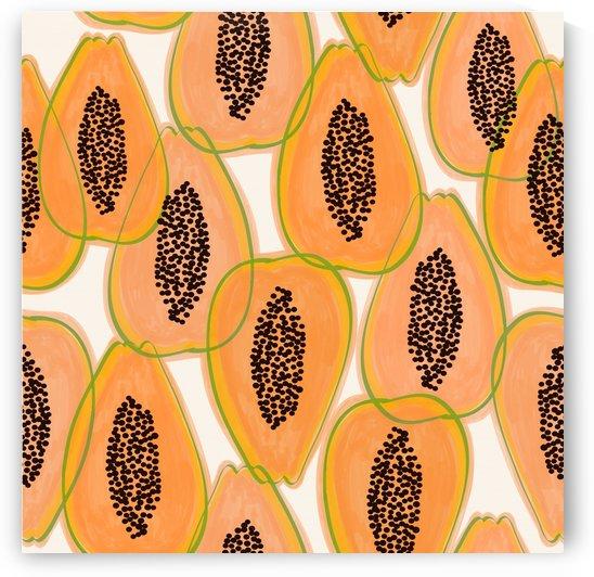 Papaya Cravings by 83 Oranges