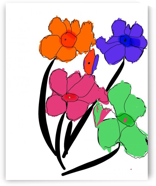Viva Flowers by DS