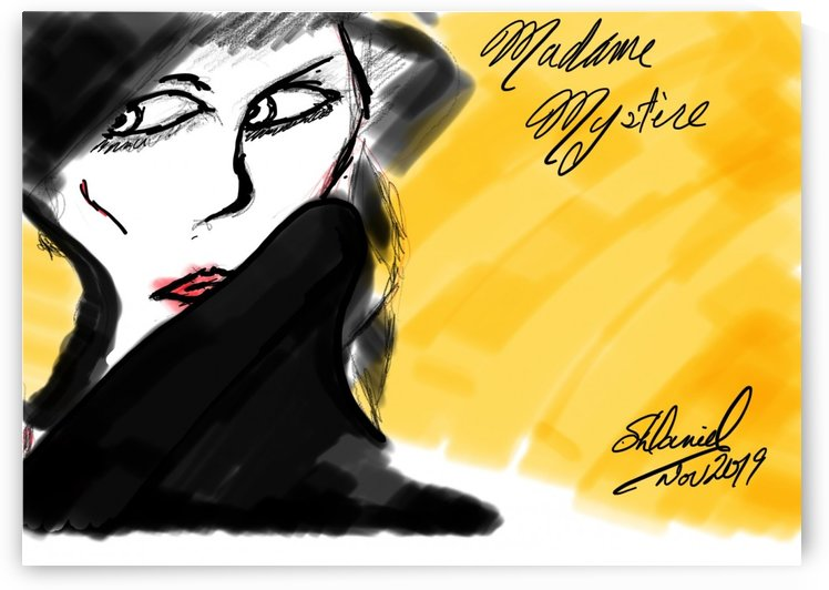 Madame Mystere  by DS