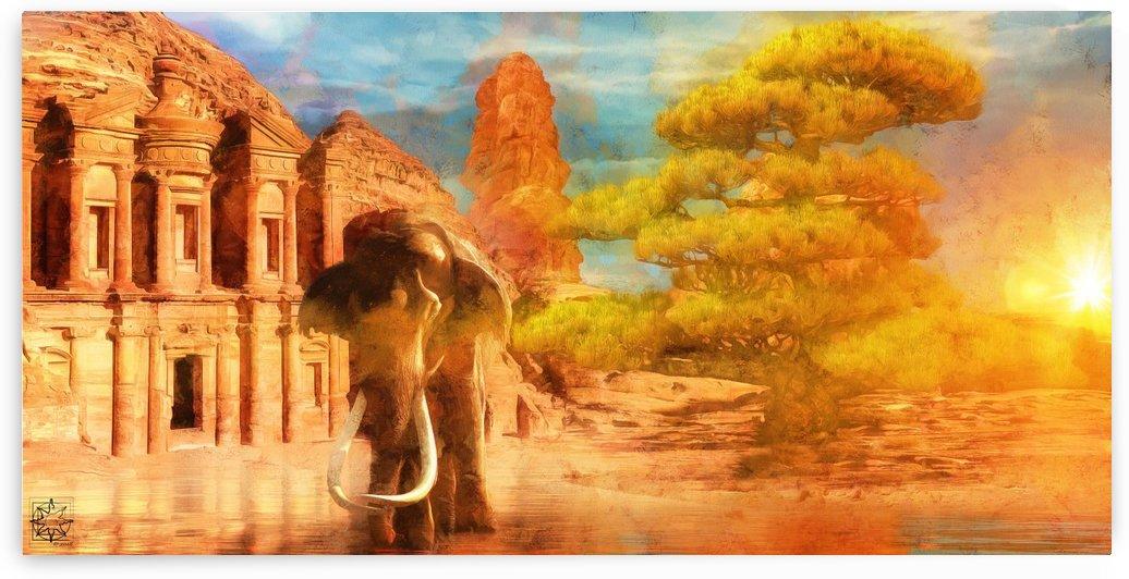 Ancient Origins by ChrisHarrisArt