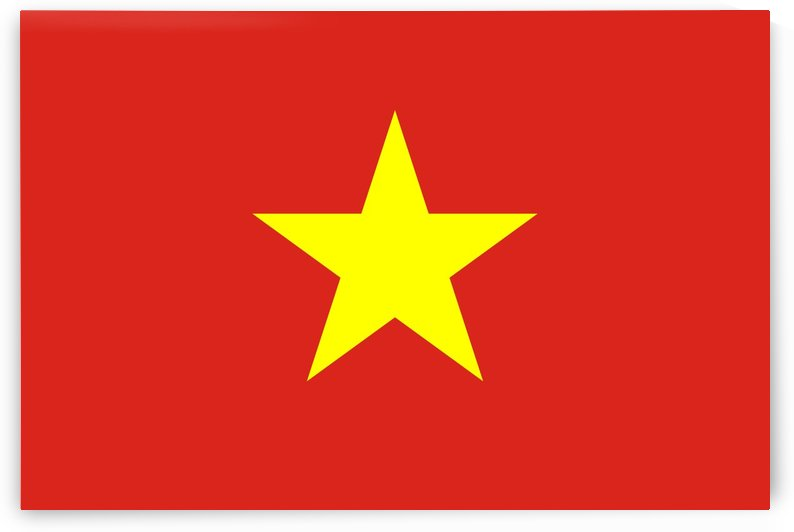 Vietnam Flag by Fun With Flags