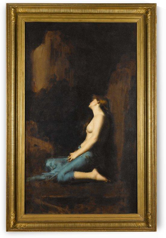 La Magdeleine by Jean-Jacques Henner