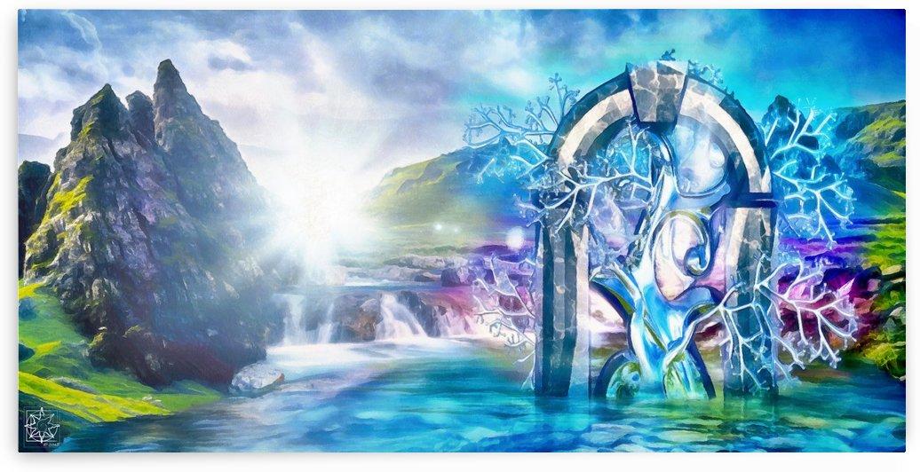The Gate of Skye by ChrisHarrisArt