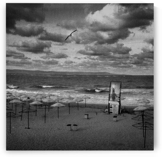 Beach by Stefan Kutsarov