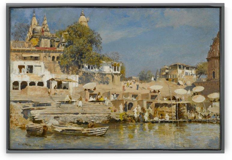 Indian bath by Edwin Lord Weeks