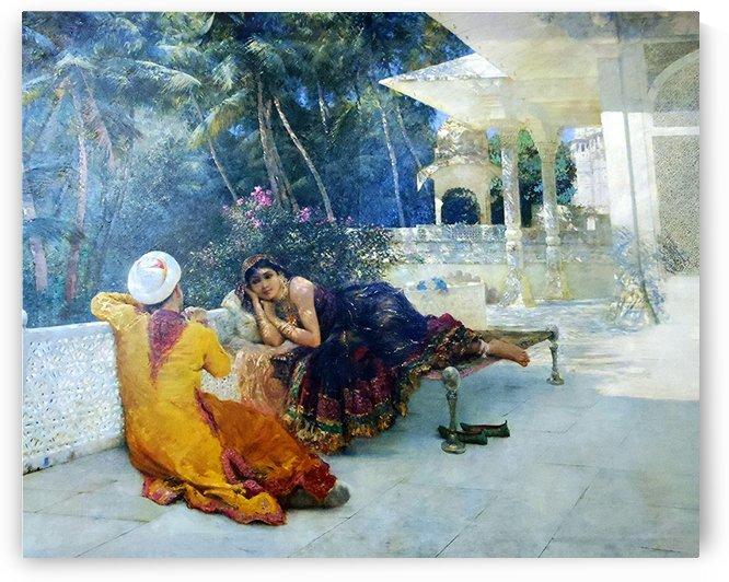 La princesse de Bengale by Edwin Lord Weeks