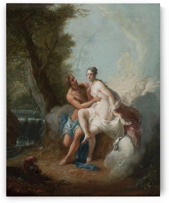 Mars et Venus by Anonyme