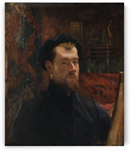 Catechisme dans une eglise by Auguste Dutuit