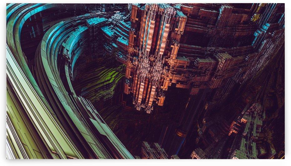 cityzanz by Jean-Francois Dupuis
