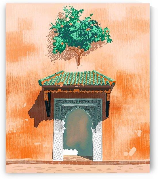 Mughul Entrance by 83 Oranges