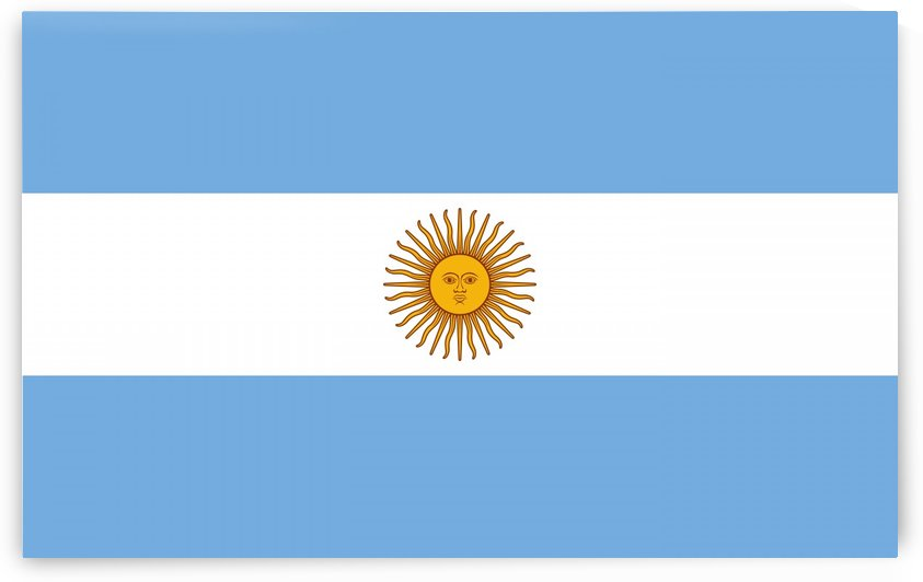Argentina Flag by Fun With Flags