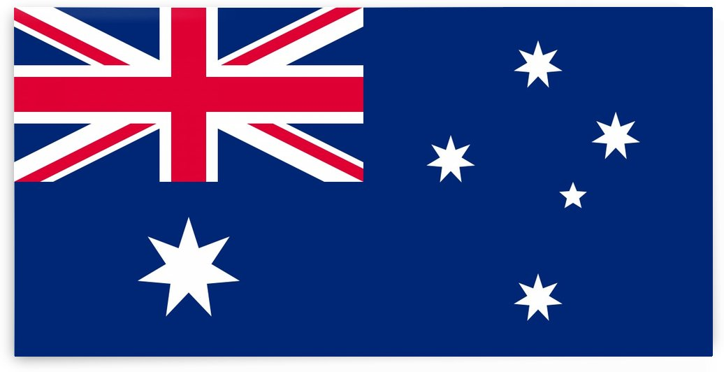 Australia Flag by Fun With Flags