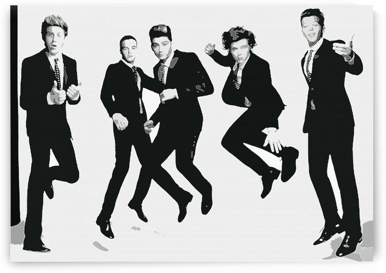 One direction  by Skinuporshutup