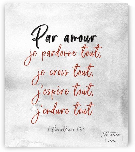 Par amour by Rose Kélème