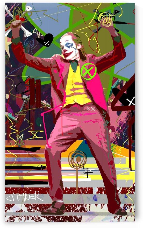 Clown Madness by GABA