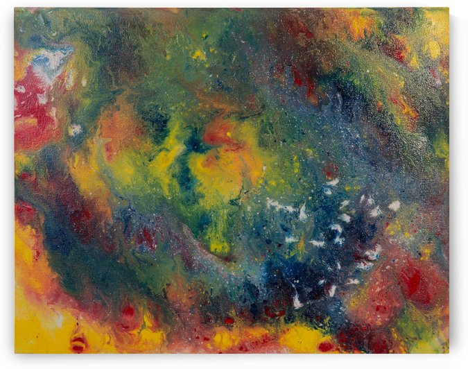 Cosmic Unicorn by Ron Kirkland