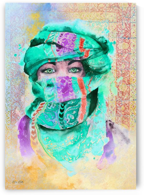 Sahara Bride by Kira Kavli