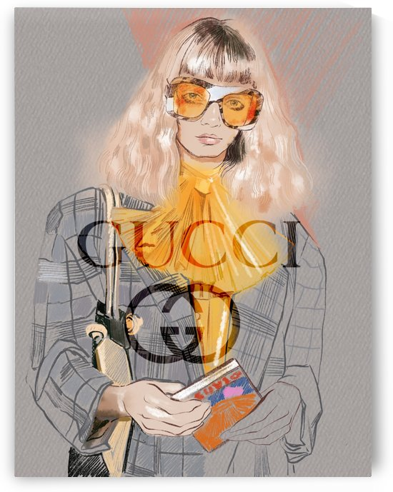 Gucci 2 by Evgeniya Abramova
