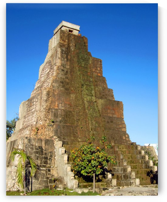 Mayan Ruins by Gods Eye Candy