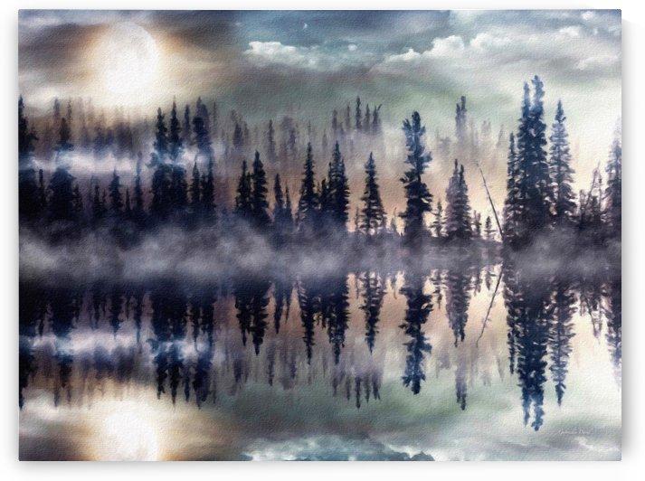 Mystic Night  by Gabriella David