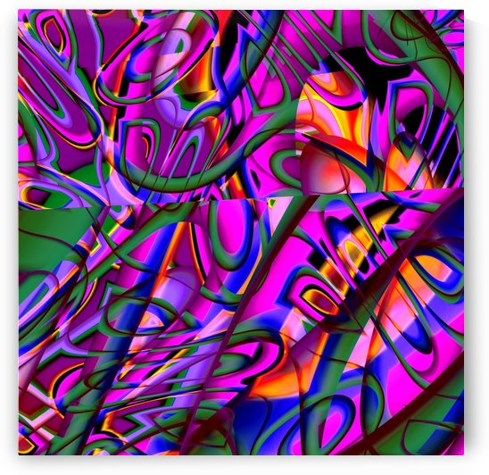 Jazz_Fusion_Series_3 by Egalitarian Art Gallery