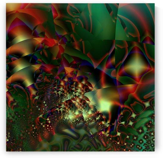 Enchanted_Swamp_Series_3 by Egalitarian Art Gallery