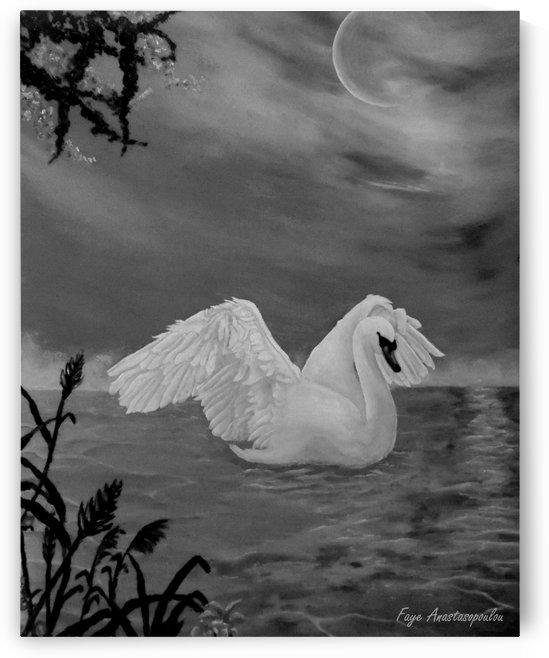 Night Bath by Faye Anastasopoulou