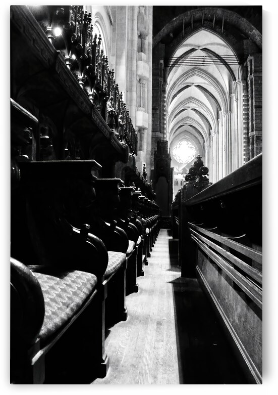 Cathedral of St. John The Divine ... NYC by Fred J Bivetto