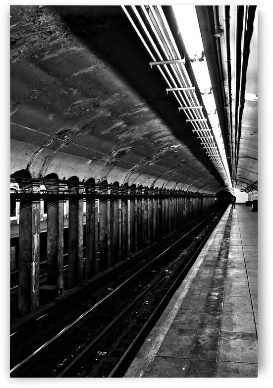 190th Street Subway Station ... NYC by Fred J Bivetto