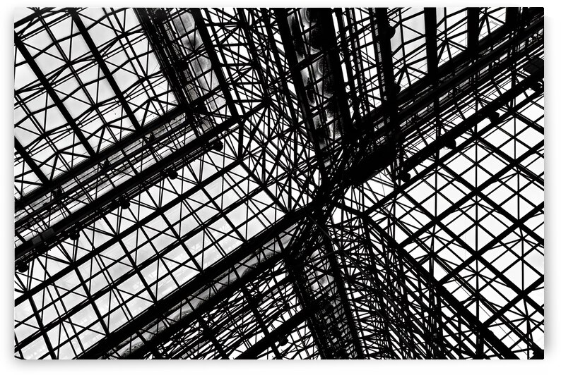 Jacob Javits Center ... NYC by Fred J Bivetto