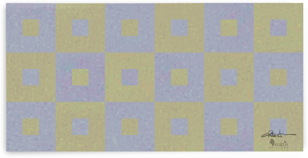 Range & Rank in Olive & Amethyst 2x1 by Veratis Editions
