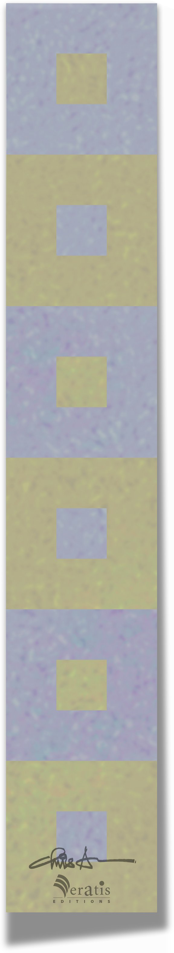 Range & Rank in Olive & Amethyst 1x6 by Veratis Editions
